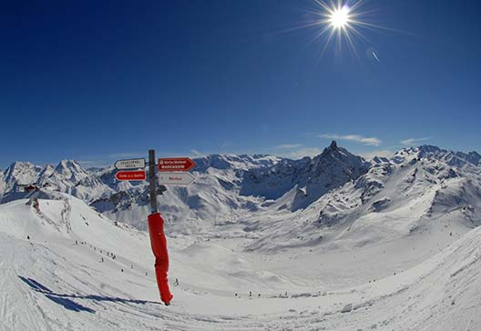 Courchevel Transfers